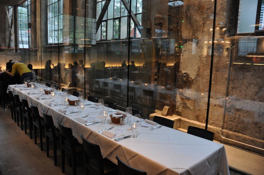 Another travel guide for Restaurant a lasalle